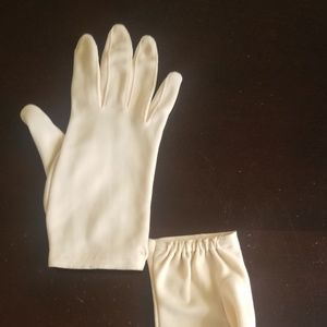 vintage bridal glove